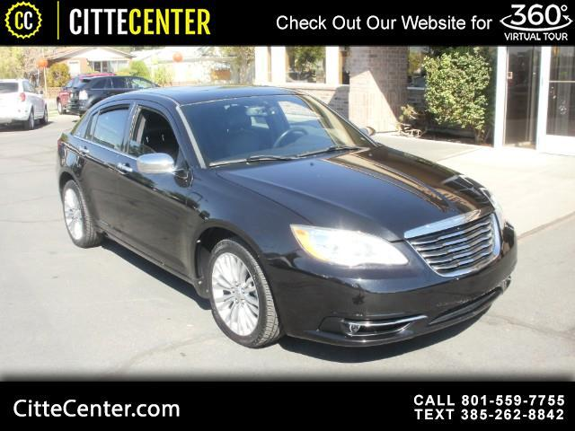 Chrysler 200 4dr Sdn Limited 2011