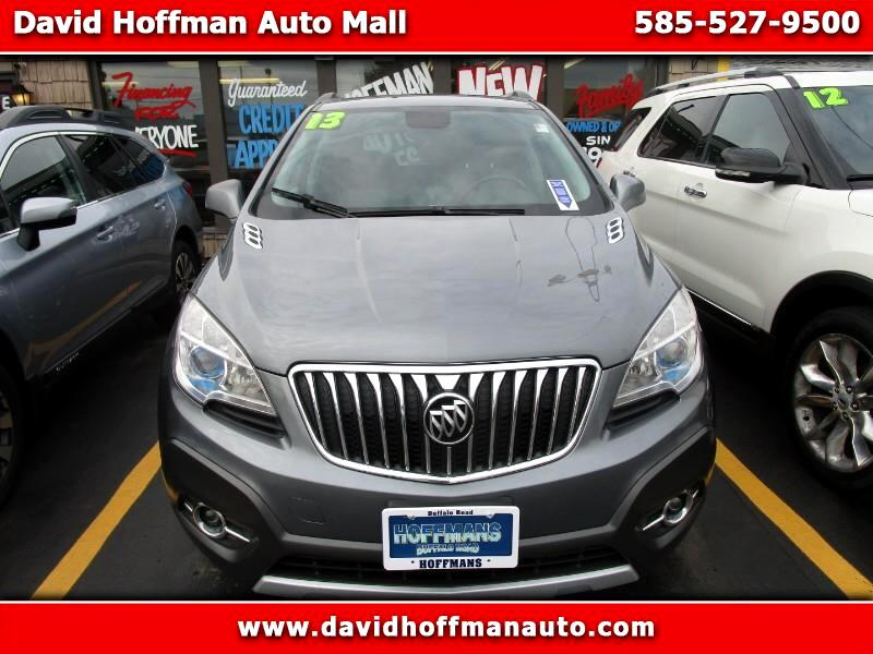 Buick Encore Convenience AWD 2013
