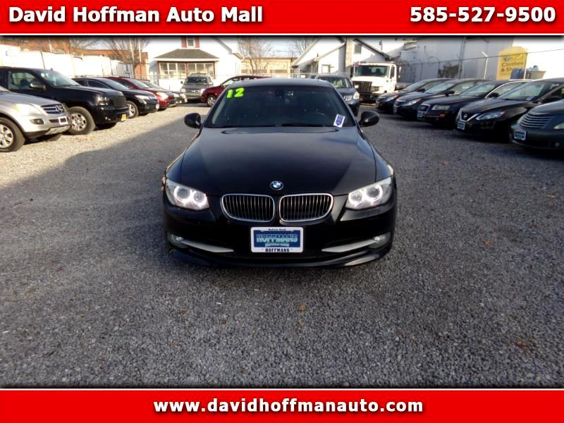 BMW 3-Series 335i xDrive Coupe 2012