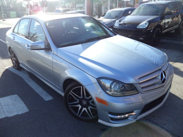 2013 Mercedes-Benz C-Class C300 4MATIC SPORT PLUS PACKAGE