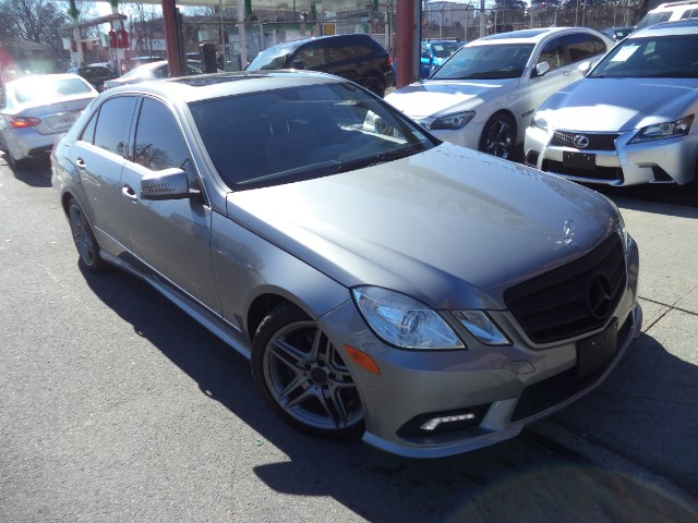 2011 Mercedes-Benz E-Class E350 SPORT AMG PACKAGE 4MATIC