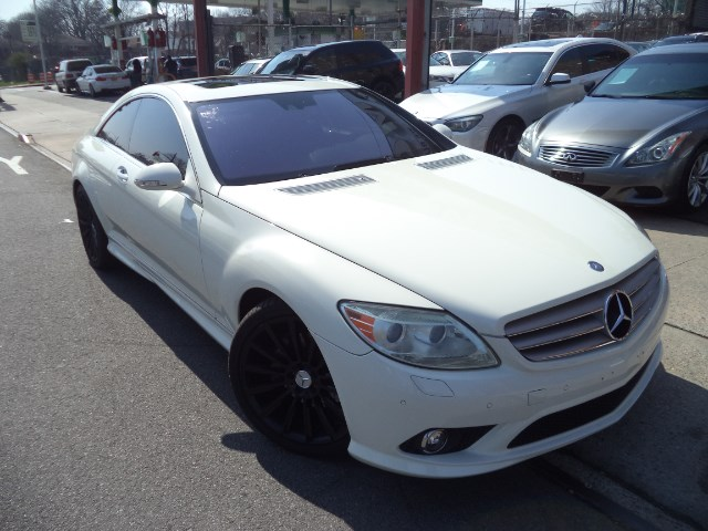 2008 Mercedes-Benz CL-Class CL550 COUPE SPORT PACKAGE NIGHT VISION