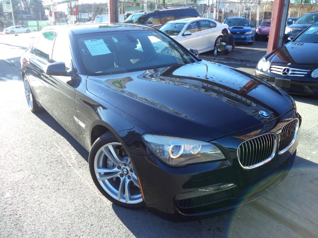 2011 BMW 7-Series 750Li Xdrive M-SPORT
