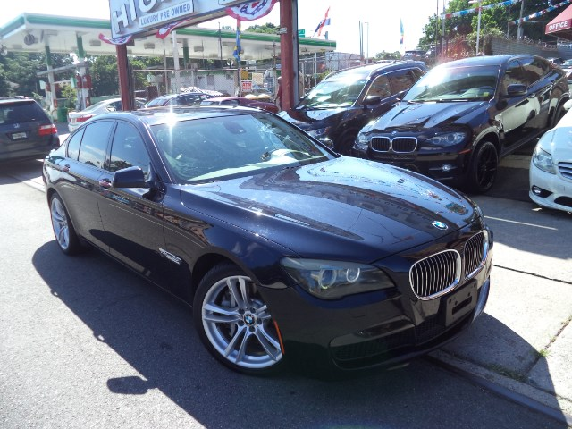 2011 BMW 7-Series 750i xDrive M-Sport