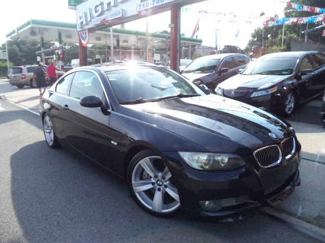 2008 BMW 3-Series 335i Coupe Sport Package