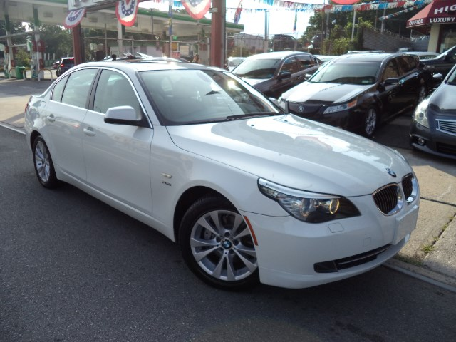 2010 BMW 5-Series 535Xdrive Sport Package