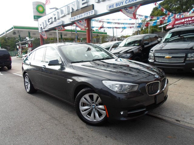 2012 BMW 5-Series Gran Turismo 535i xDrive SPORTS PACKAGE