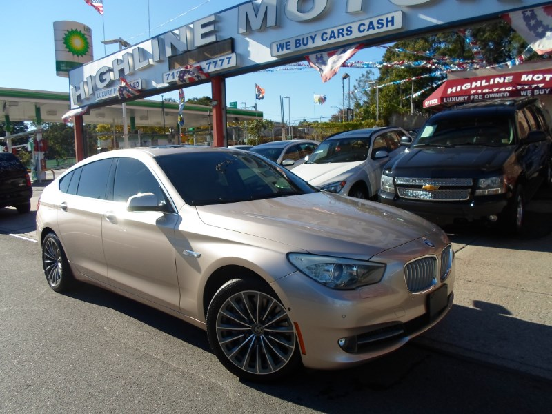 2013 BMW 5-Series 550i Xdrive GT Sports Package