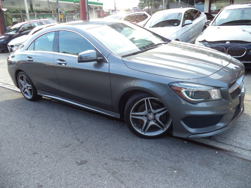 2014 Mercedes-Benz CLA-Class CLA250 SPORTS PACKAGE NAVIGATION