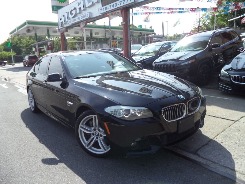 2012 BMW 5-Series 535Xdrive M-SPORT