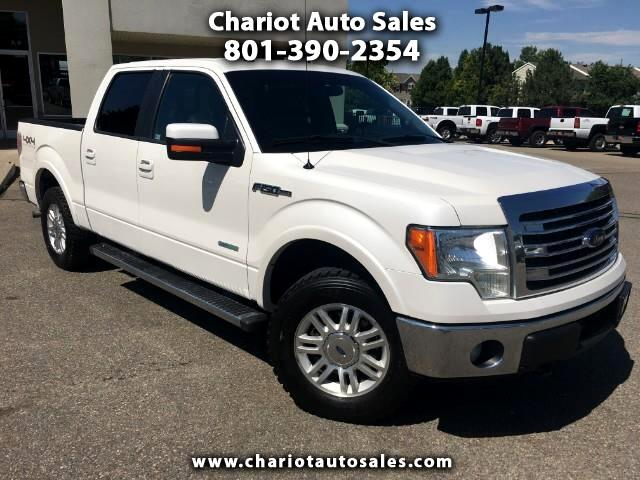 2013 Ford F-150 Lariat SuperCrew 5.5-ft. Bed 4WD