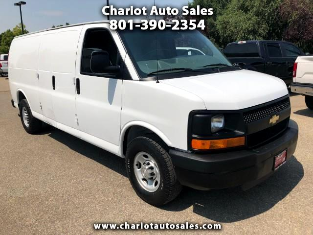 2015 Chevrolet Express 2500 Cargo Extended