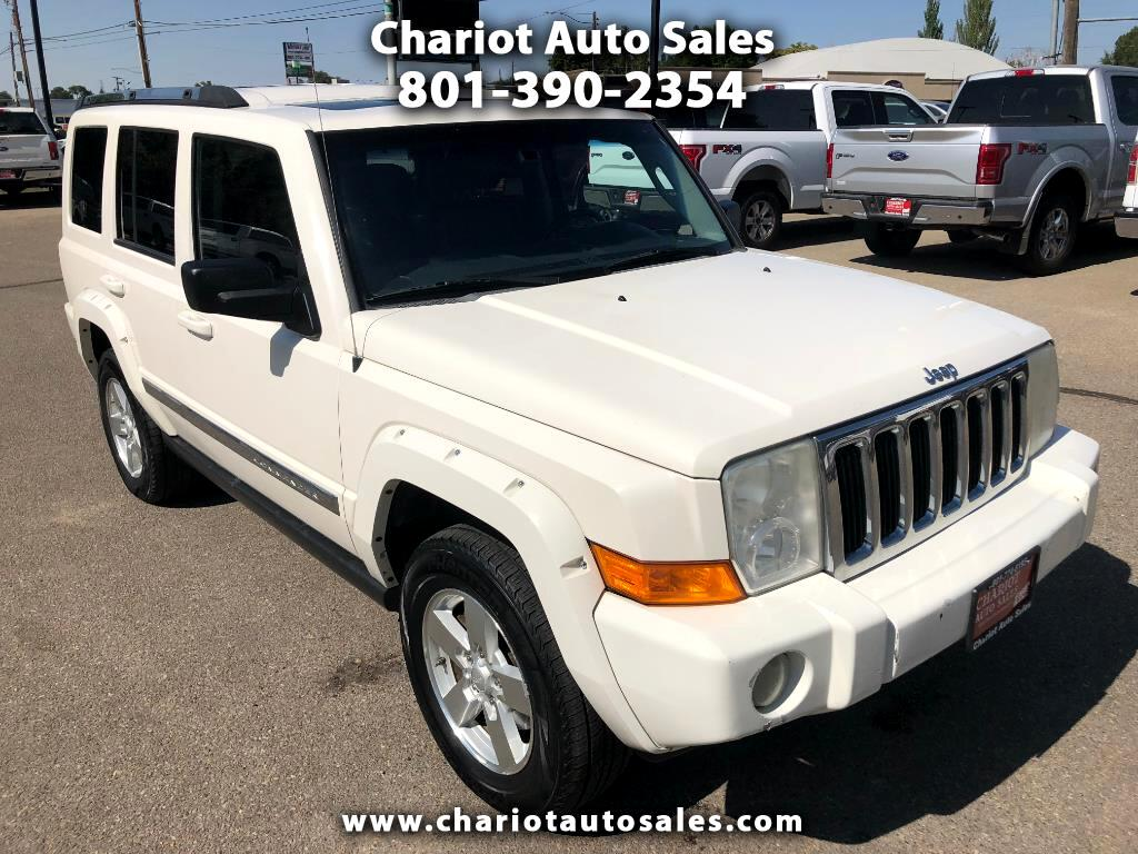 Used Cars For Sale Clearfield Ut 84015 Chariot Auto Sales 2006 Jeep Commander Fuel Filter Limited 4wd