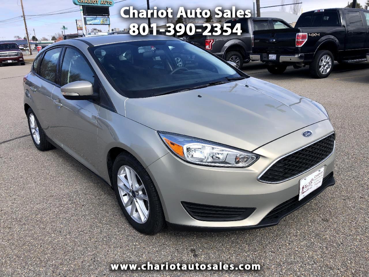 2015 Ford Focus SE Hatch