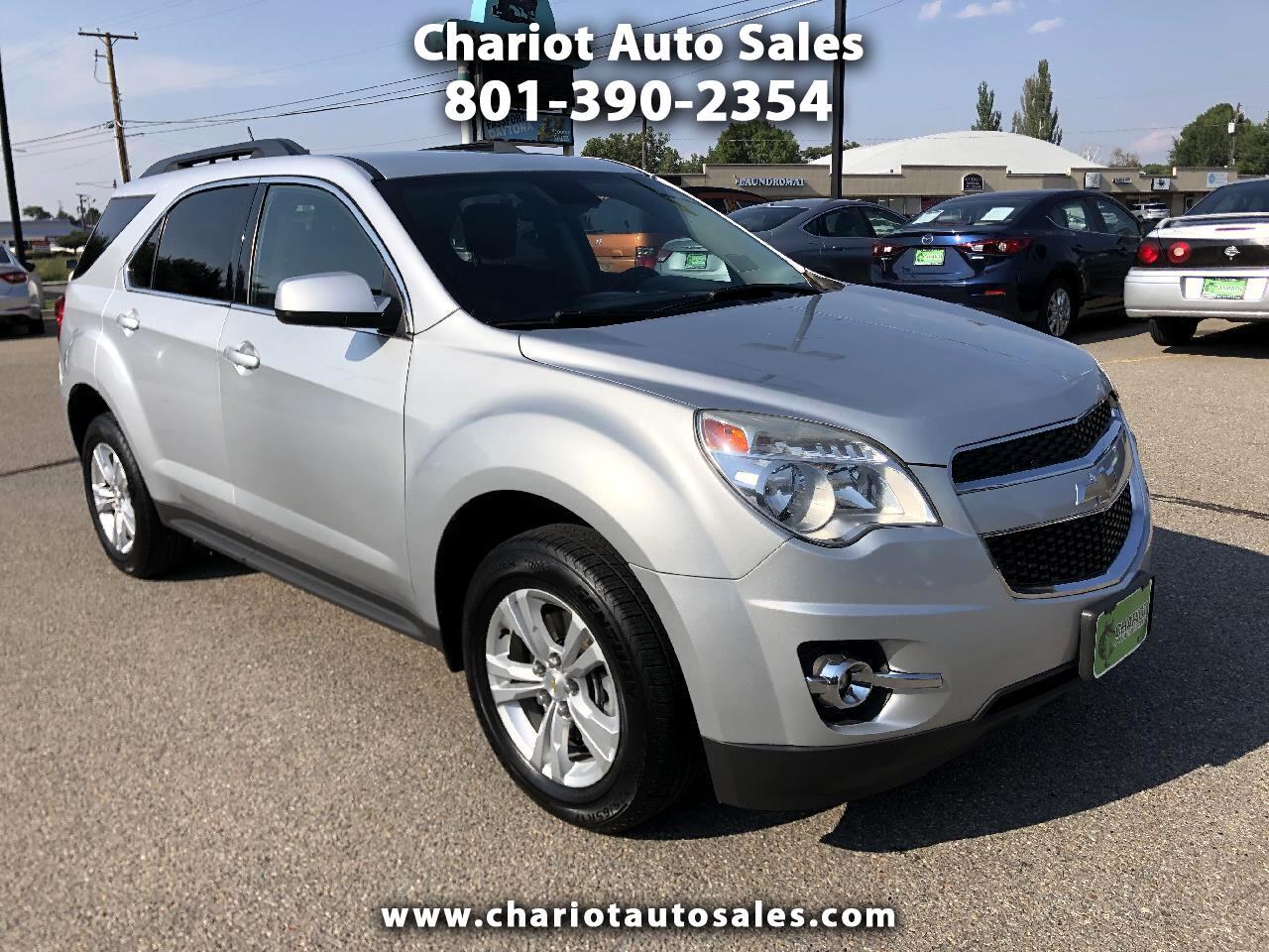 Chevrolet Equinox 2LT AWD 2013