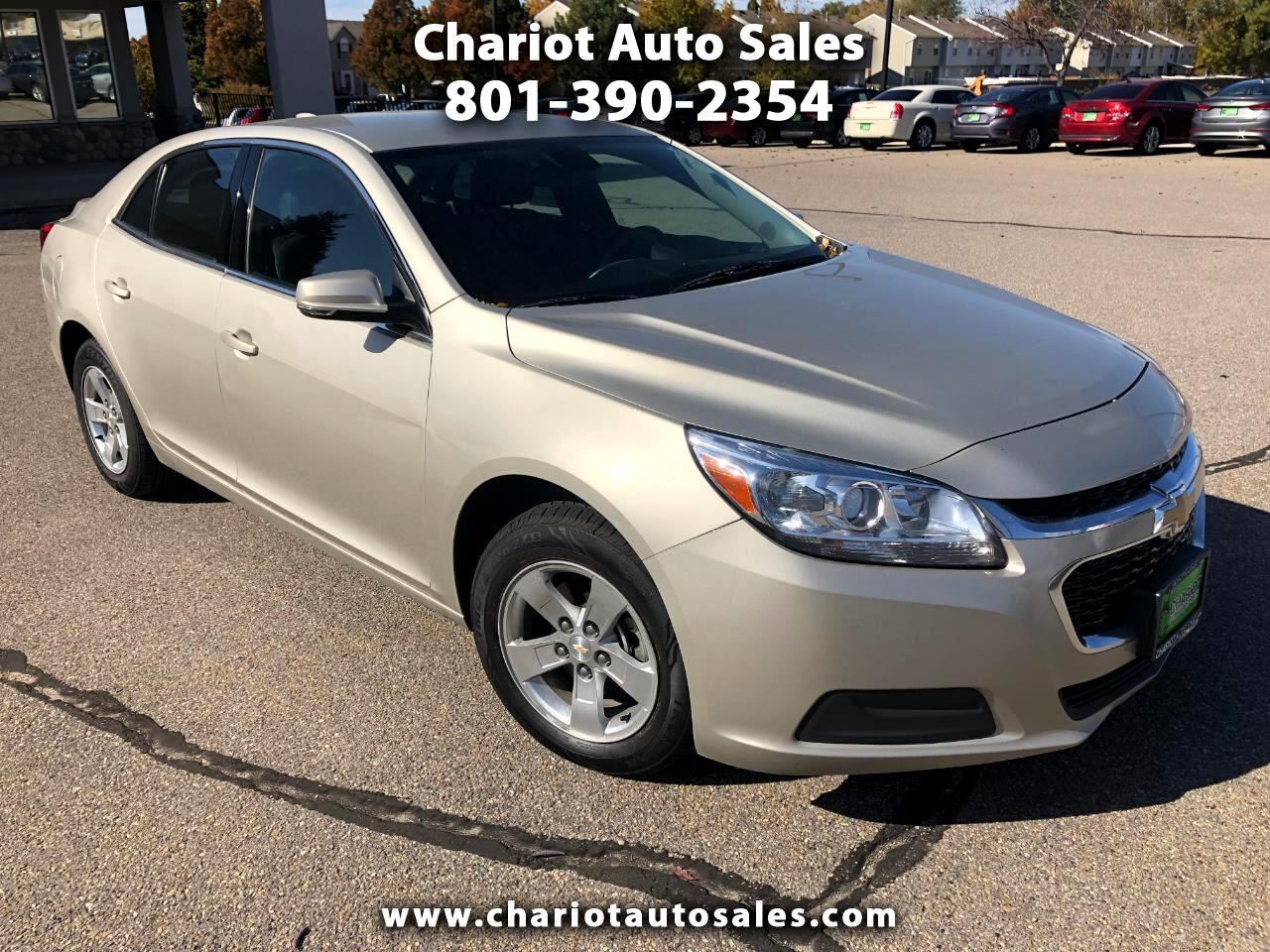 Chevrolet Malibu Limited 1LT 2016