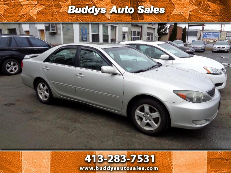 2003 Toyota Camry 4dr Sdn SE Auto (Natl)