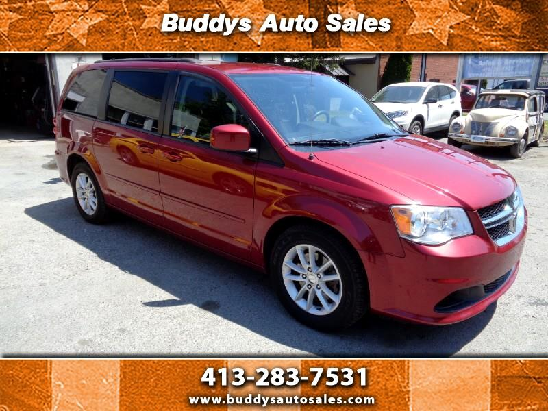 Dodge Grand Caravan 4dr Wgn SXT 2014