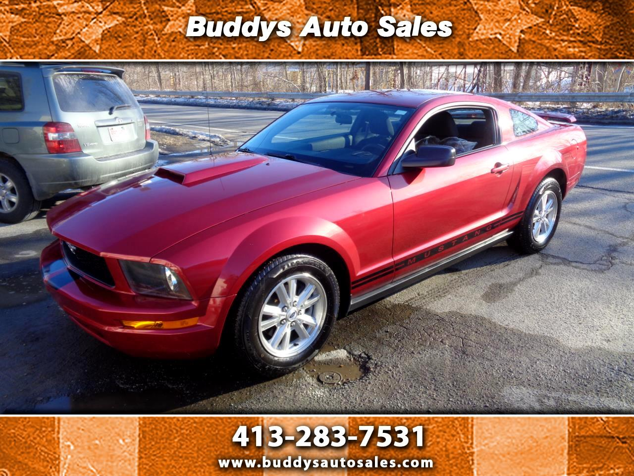 Ford Mustang 2dr Cpe Deluxe 2006