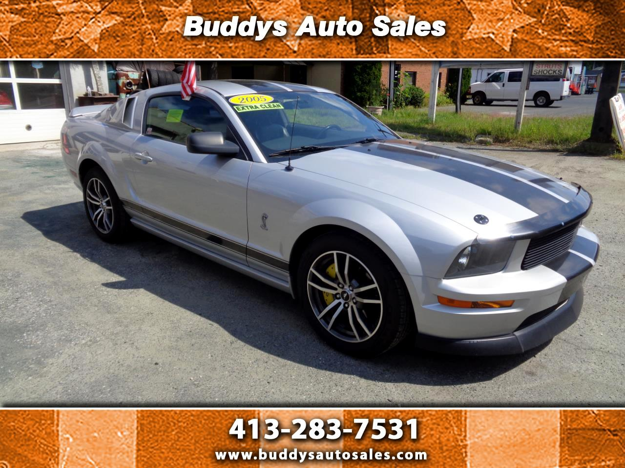 Ford Mustang 2dr Cpe GT Deluxe 2005