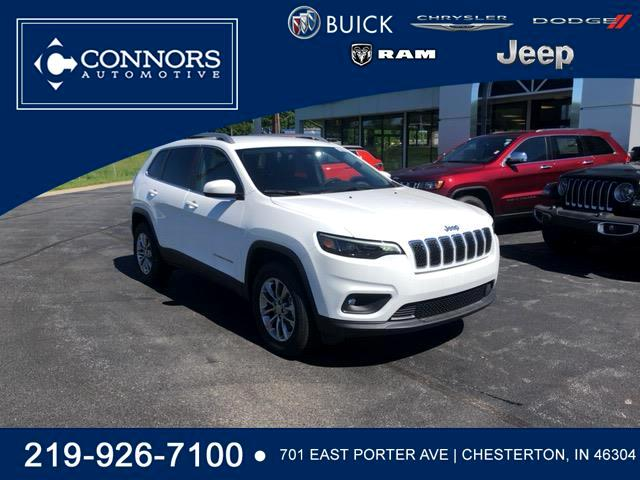 2019 Jeep Cherokee Latitude Plus 4WD