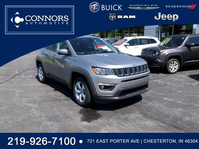 2018 Jeep Compass Sport 4WD