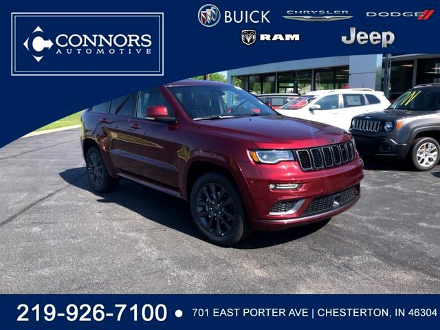 2018 Jeep GRAND CHER Overland 4WD