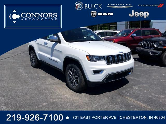 2018 Jeep GRAND CHER Limited 4WD