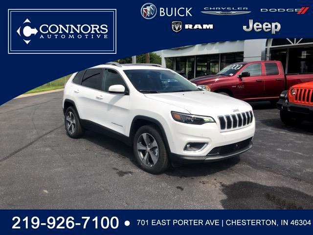 2019 Jeep CHEROKEE L Limited 4WD
