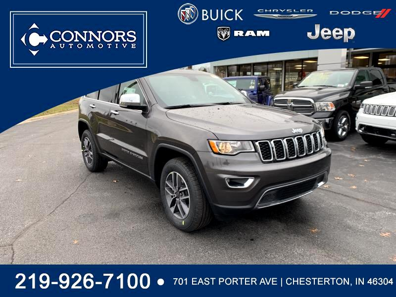 2019 Jeep GRAND CHER Limited 4WD