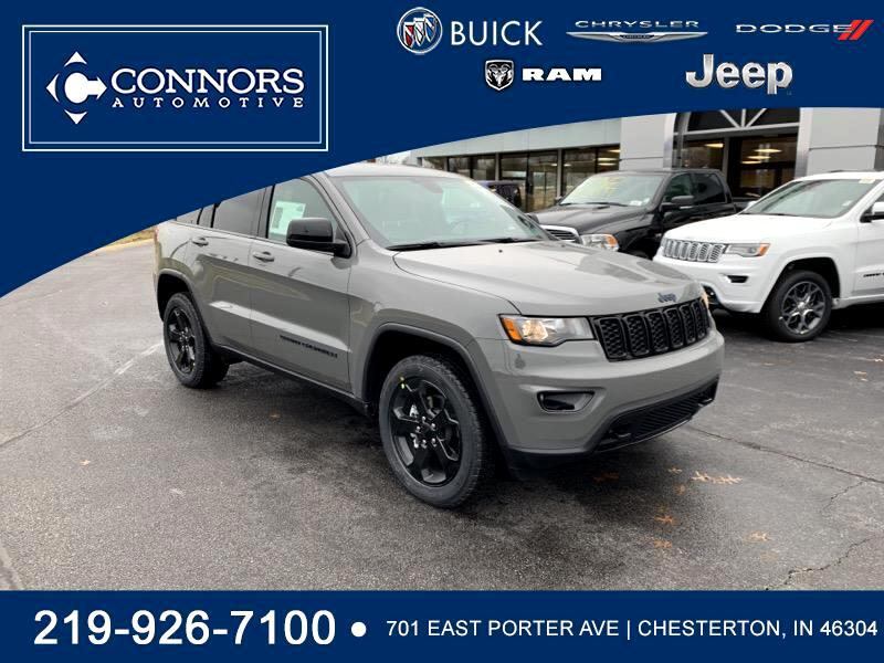 2019 Jeep GRAND CHER Laredo 4WD