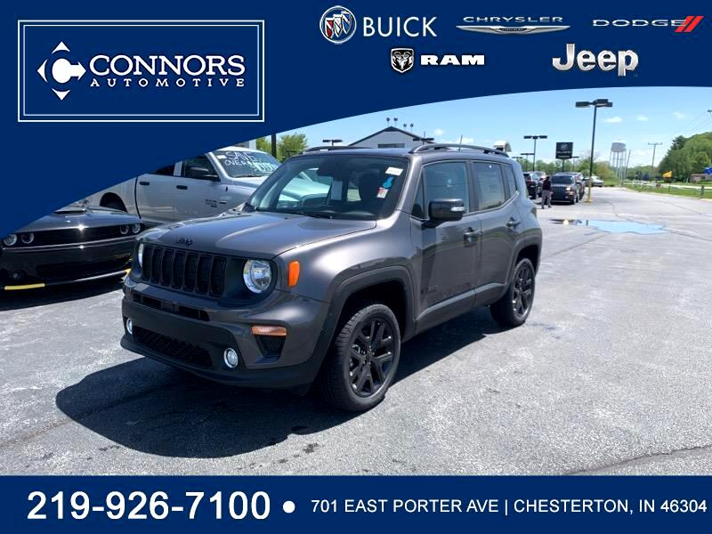 Jeep Renegade Latitude 4WD 2019