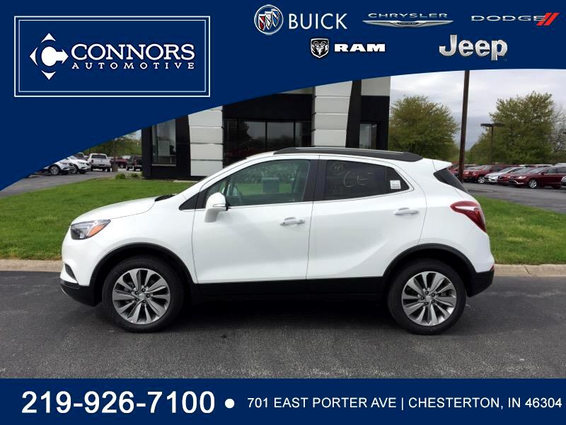 Buick Encore AWD 4dr Preferred 2019