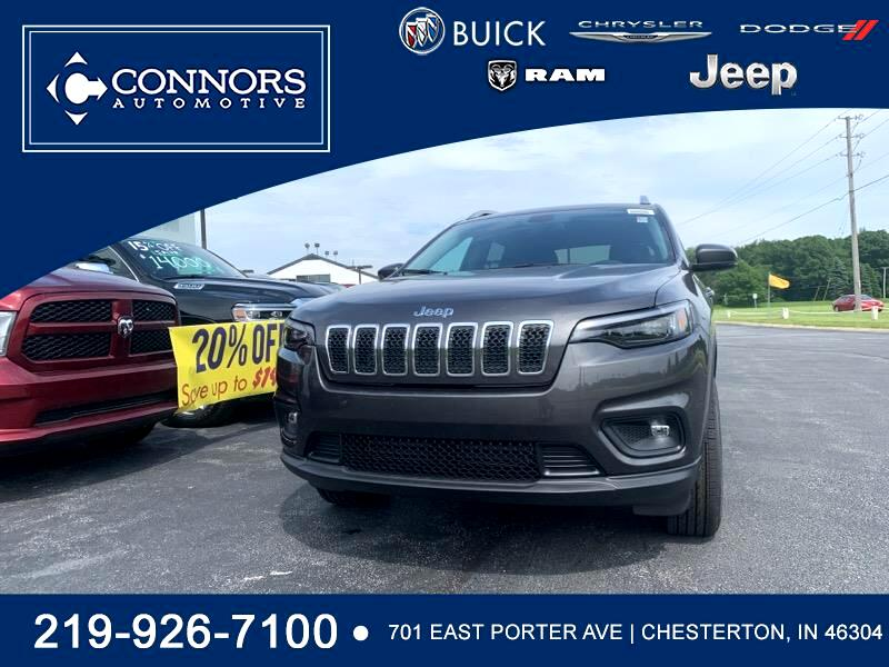 Jeep CHEROKEE L Latitude Plus 4WD 2019