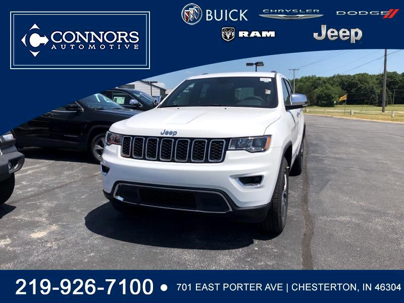 Jeep GRAND CHER Limited 4WD 2019