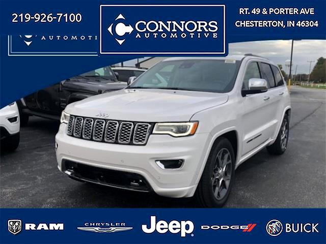 Jeep GRAND CHER Overland 4WD 2020