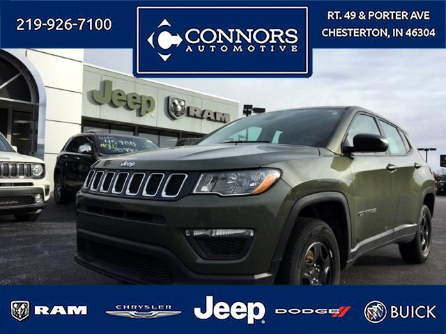 Jeep Compass Sport 4WD 2019