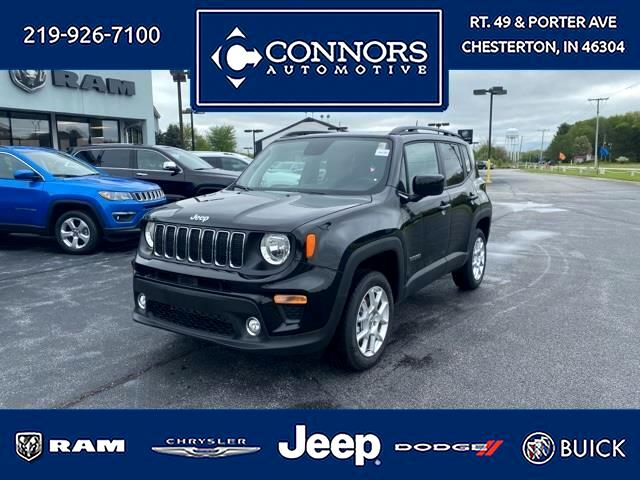 Jeep Renegade Latitude 4WD 2020