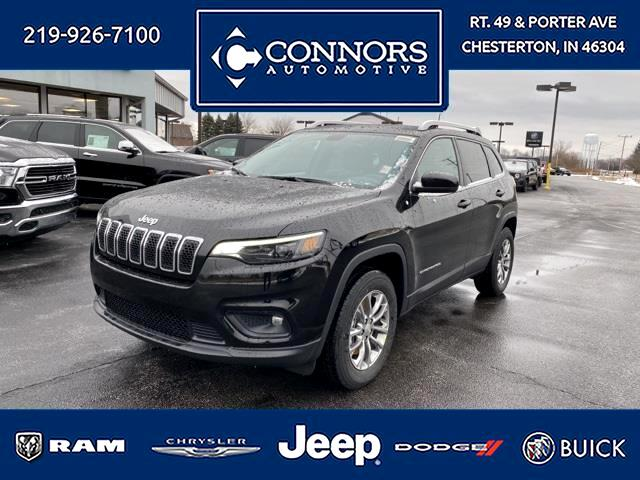 Jeep Cherokee Latitude Plus 4WD 2020