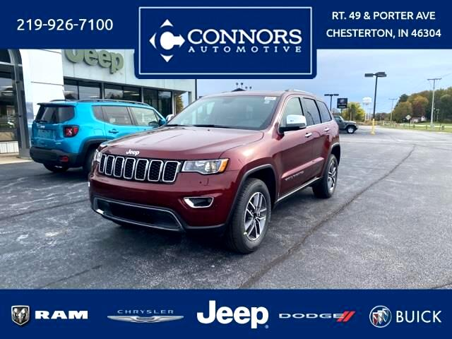 Jeep Grand Cherokee Limited 4WD 2021
