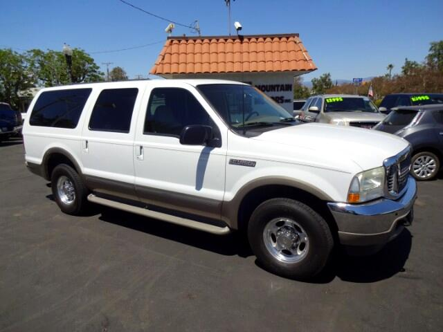 2002 Ford Excursion Limited 6.8L 2WD