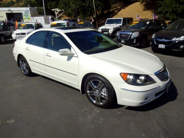 2008 Acura RL Technology Package