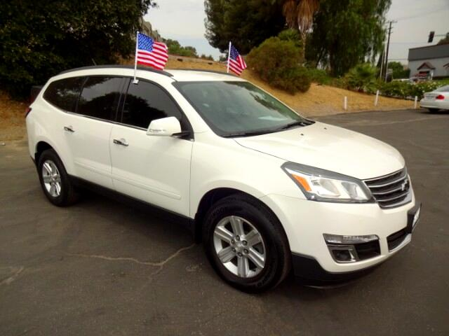 2014 Chevrolet Traverse LT FWD