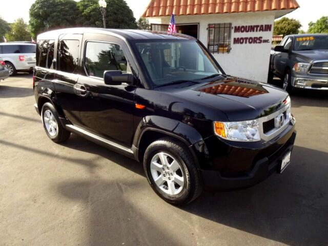 2011 Honda Element EX 2WD AT