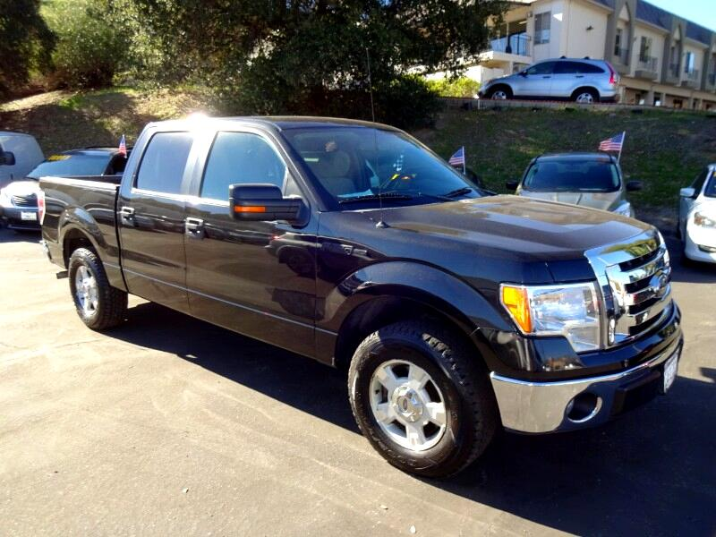 2012 Ford F-150 XLT SuperCab 2WD