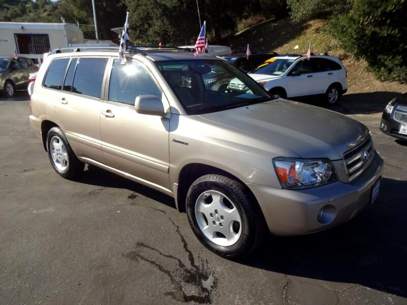 2005 Toyota Highlander Limited V6 2WD