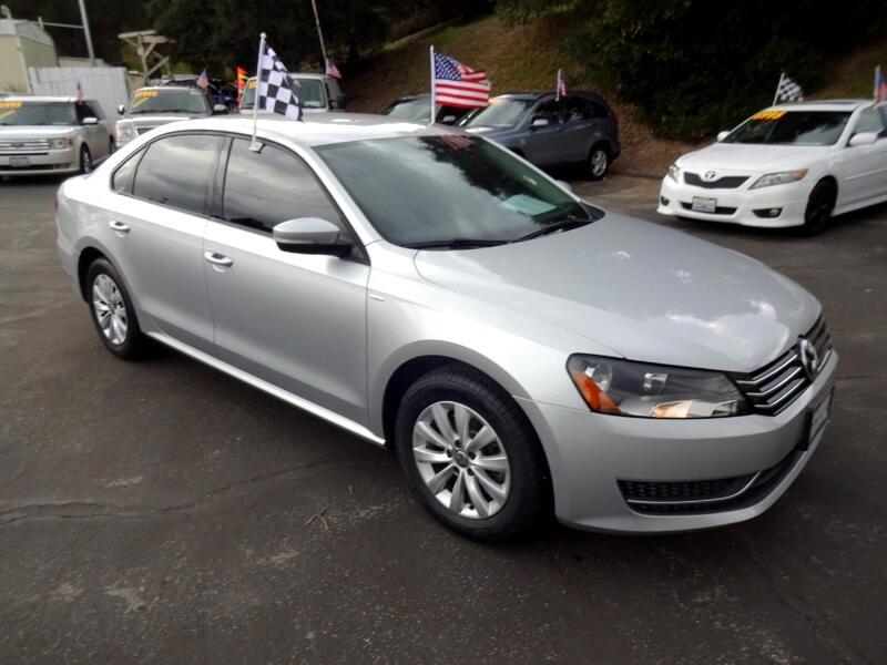 2015 Volkswagen Passat 2.0T