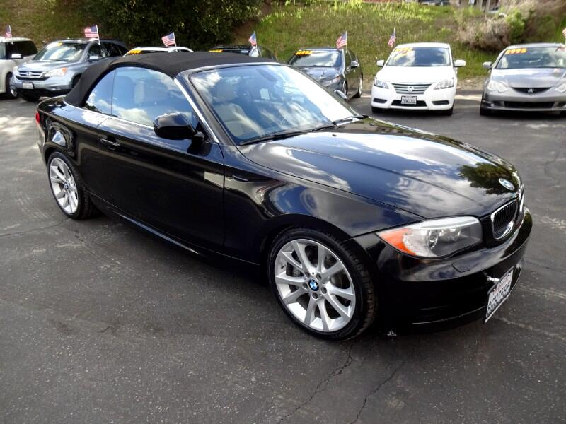BMW 1-Series 135i Convertible 2012