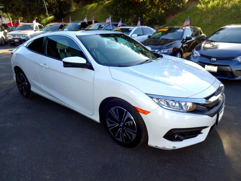 2017 Honda Civic EX-T Coupe CVT