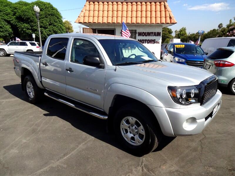 Toyota Tacoma PreRunner Double Cab V6 Auto 2WD 2008